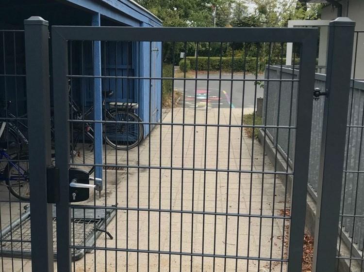 Låger Til Indkørsel Porte Og Sikring