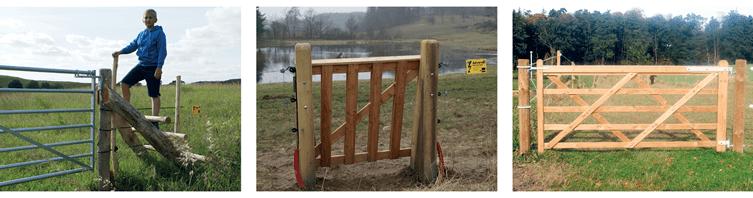 mølleholm hegn og låger
